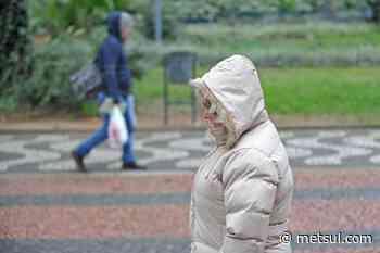 Maior frio em meia década no Rio Grande do Sul em maio - MetSul Meteorologia