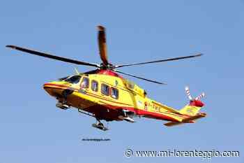 Settimo Milanese. 37enne cade in bici a Vighignolo, soccorso con l'elicottero - MI-LORENTEGGIO.COM. - Mi-Lorenteggio