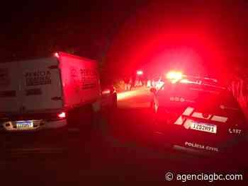 Casal é morto com 10 tiros em Nova Santa Rita - Agência GBC