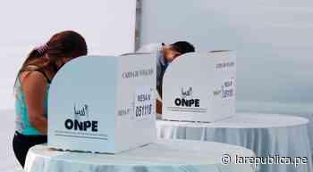 Moquegua: 71 fiscales supervisarán el desarrollo de la segunda vuelta - LaRepública.pe