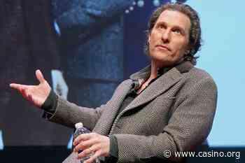 Matthew McConaughey Texas Gubernatorial Odds Lengthen - Casino.Org News