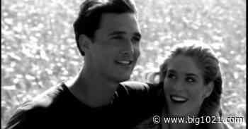 Matthew McConaughey Thanks Trisha Yearwood for Big Break - Big 102.1