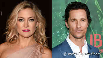 Kate Hudson says Matthew McConaughey has 'a real chance' of winning Texas governor race - Fox News