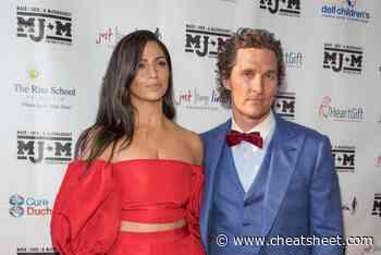 Matthew McConaughey Recalls His Wife Camila Alves' First Impression of Him - Showbiz Cheat Sheet