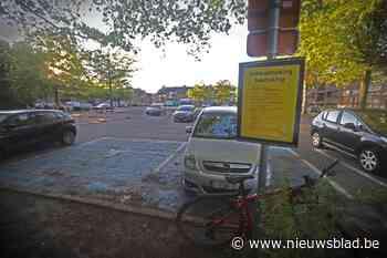 Eikelplein in Hulst wordt park voor iedereen (Tessenderlo) - Het Nieuwsblad