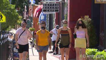 Manitou Springs ends order requiring masks - KRDO