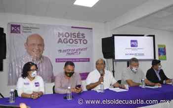 Con gran fiesta cierra campaña Moises Agosto Ulloa en Cuautla - El Sol de Cuautla
