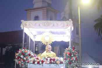 Corpus Christi: Veja a programação religiosa em Montes Claros - G1