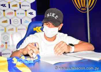 Rodolfo Gamarra es nuevo jugador del Sportivo Luqueño - Versus