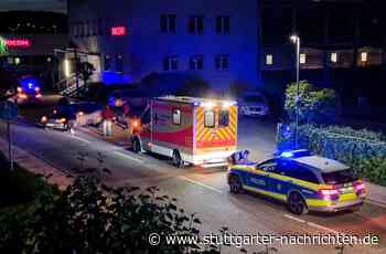 Motorradunfall in Brackenheim - Zwei junge Biker von Auto erfasst und schwer verletzt - Stuttgarter Nachrichten