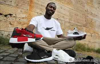 Las nuevas zapatillas originales del colectivo Top Manta ya están a la venta - AL DÍA News