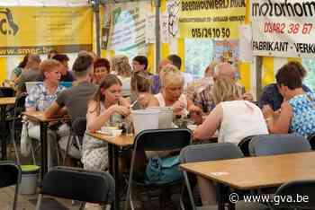 Geen mosseltenten op Heikermis (Berlaar) - Gazet van Antwerpen