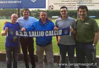 """Nuovo ciclo Lallio: Perelli in panchina, Nicoli direttore sportivo. Il presidente Brembilla: """"Vogliamo aprire un ciclo"""" « Bergamo e Sport - Bergamo & Sport"""
