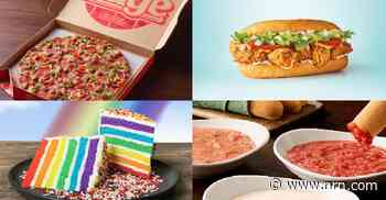 Menu Tracker: New items from Pizza Hut, Sonic Drive-In and Olive Garden