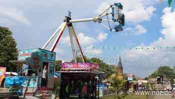 Die Karussells drehen sich wieder: Bliede Park in Papenburg eröffnet - NOZ