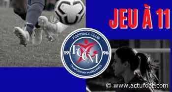 Le FC Chaponnay-Marennes recrute des U18 R2 et des seniors féminines D1 - Actufoot