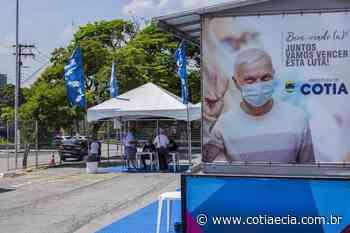 Covid-19: Confira as datas e os polos de vacinação em Cotia para quem está com a 2ª dose em atraso - Cotia e Cia