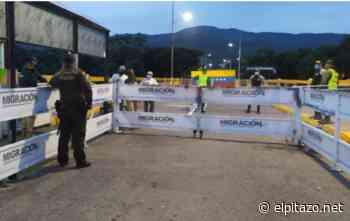 Frontera | Guardia Nacional impide paso peatonal por el puente internacional - El Pitazo