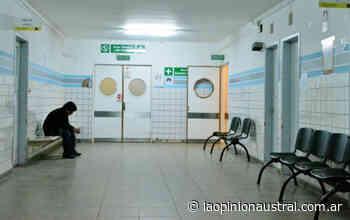 """Hospital Regional de Comodoro Rivadavia: """"Hay pacientes que esperan en ambulancia más de 4 horas"""" - La Opinión Austral"""