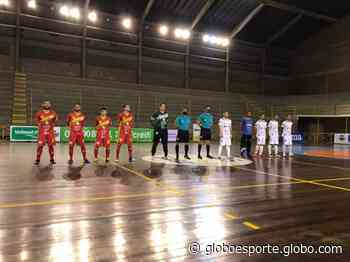Asec empata com o Itaporanga pela Copa do Brasil de Futsal - globoesporte.com