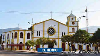 Ataque a estación de policía de Pailitas, Cesar, deja un agente herido - El Tiempo