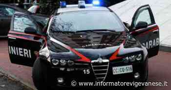 Mortara, spara in aria con la pistola: denunciato - Informatore Vigevanese