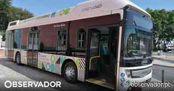 Em Cascais já circulam os primeiros autocarros a hidrogénio do país - Observador