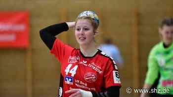 2. Handball-Bundesliga Frauen: Stine Jansen kehrt zum TSV Nord Harrislee zurück | shz.de - shz.de