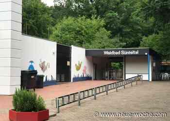 Waldbad Sünteltal und Südbad öffnen diesen Sommer! - neue Woche