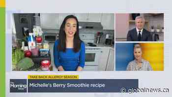 Allergy Alert! Foods that keep your allergy symptoms at bay | Watch News Videos Online - Globalnews.ca