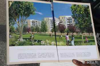 Mantes-la-Ville. Résidence Grand Parc : bientôt sans parc ! - actu.fr