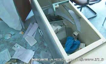 Mantes-la-Ville : un médecin jette l'éponge après le saccage de son cabinet - TF1