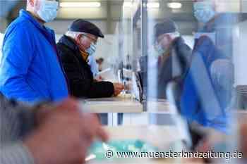 Impfzentrum Velen vergibt erst mal nur noch Termine für Zweitimpfungen - Münsterland Zeitung