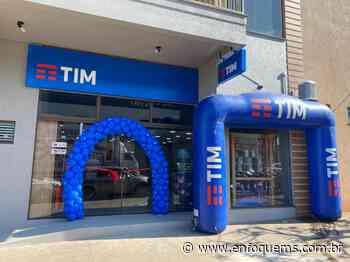 TIM inaugura loja 100% digital em Ivinhema - Enfoque MS