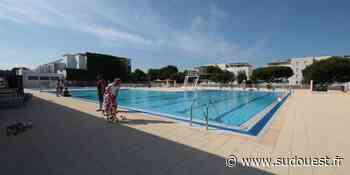 Floirac : la piscine André-Granjeon rouvre au public lundi 7 juin - Sud Ouest
