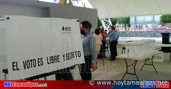 Elecciones Tamaulipas 2021 Prevn en Ciudad Victoria una jornada electoral tranquila - Hoy Tamaulipas