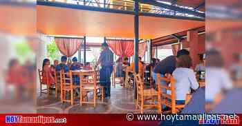 Recuperan restaurantes de Ciudad Victoria el 50% de los clientes - Hoy Tamaulipas
