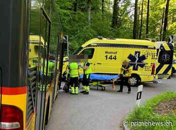 Dornach: Motorradlenker bei Kollision mit Postauto verletzt - Prime News
