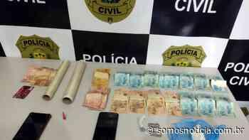 Após descarregar grande quantidade de drogas em Oeiras, foragido de São Paulo é preso pela Polícia Civil do Piauí - Somos Notícia