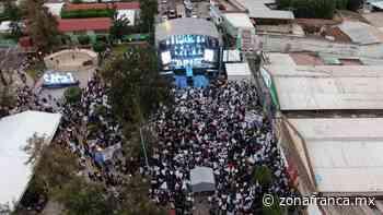 Silao olvida sana distancia en cierre de campaña del panista Peña Gallo - Zona Franca