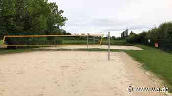Beachvolleyball bei der SG Sendenhorst: Zurück zum Training, zurück zum Wettkampf. - wa.de