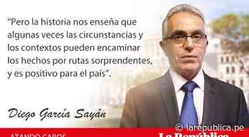 ¿Y si han sido algo más que palabras?, por Diego García Sayán - LaRepública.pe