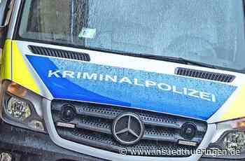 Von Arnstadt nach Gotha - Ilm-Kreis ab Juli ohne Kriminalbeamte vor Ort - inSüdthüringen