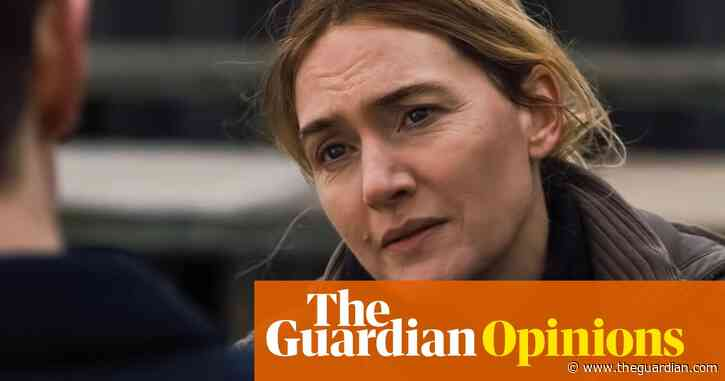 Kate Winslet shows there's more to middle age than a saggy belly - The Guardian