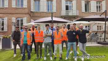 Ramonville-Saint-Agne. Droniz en formation au domaine de Montjoie - ladepeche.fr