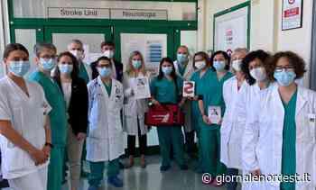 Ictus/Alla Stroke Unit dell'Ospedale di Portogruaro il premio Angels Gold - Giornale Nord Est
