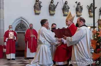 Diocesi: Bolzano, ordinato un nuovo diacono permanente a Vipiteno - Servizio Informazione Religiosa