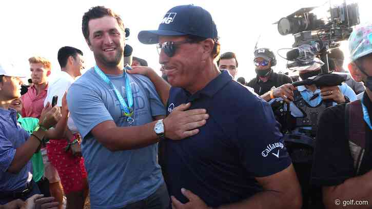 Why Jon Rahm thought Phil Mickelson had no chance to win the PGA... - Golf.com
