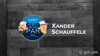 Xander Schauffele Interview: The first time he saw his swing, money games with Phil Mickelson - Golf.com