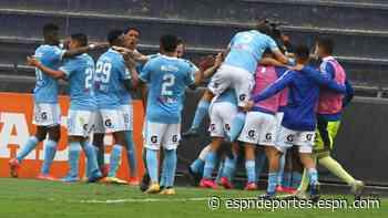 Sporting Cristal vs. San Martin - Reporte del Partido - 30 mayo, 2021 - ESPN Deportes